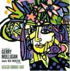 The Complete Gerry Mulligan meets Ben Webster, 1959, album cover